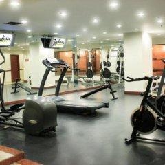 Отель NH Cali Royal Колумбия, Кали - отзывы, цены и фото номеров - забронировать отель NH Cali Royal онлайн фитнесс-зал фото 4
