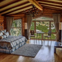 Отель HyeLandz Eco Village Resort комната для гостей фото 3