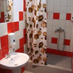 Shelter хостел ванная