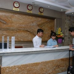 Dream Gold Hotel 1 Ханой интерьер отеля