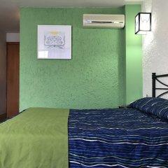 Отель Arboledas Expo Мексика, Гвадалахара - отзывы, цены и фото номеров - забронировать отель Arboledas Expo онлайн комната для гостей фото 5