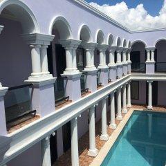 Hotel Boutique Mansion Lavanda балкон