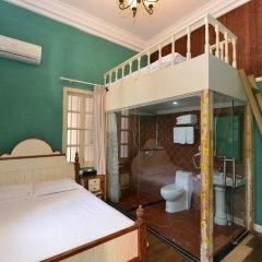 Отель Little White House Xiamen Gulangyu Китай, Сямынь - отзывы, цены и фото номеров - забронировать отель Little White House Xiamen Gulangyu онлайн комната для гостей фото 2