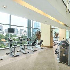 Отель Urbana Sathorn Бангкок фитнесс-зал фото 4
