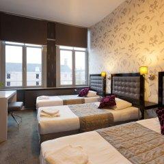 Отель Hermitage Amsterdam Нидерланды, Амстердам - 1 отзыв об отеле, цены и фото номеров - забронировать отель Hermitage Amsterdam онлайн комната для гостей фото 2