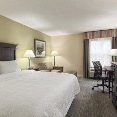 Отель Hampton Inn Memphis/Collierville комната для гостей