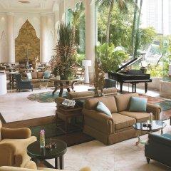 Отель Shangri-la Bangkok интерьер отеля