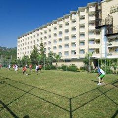 Отель Beach Club Doganay - All Inclusive спортивное сооружение