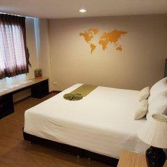Отель Golden Jade Suvarnabhumi Таиланд, Бангкок - 1 отзыв об отеле, цены и фото номеров - забронировать отель Golden Jade Suvarnabhumi онлайн комната для гостей фото 2