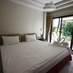 Отель Dang Sea Beach Bungalow комната для гостей фото 2