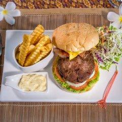 Отель Saladan Beach Resort Таиланд, Ланта - отзывы, цены и фото номеров - забронировать отель Saladan Beach Resort онлайн питание фото 2