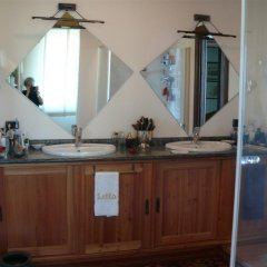 Отель Mon Reve Аоста ванная фото 2