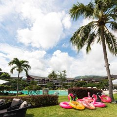Отель Tahiti Ia Ora Beach Resort - Managed by Sofitel Французская Полинезия, Пунаауиа - отзывы, цены и фото номеров - забронировать отель Tahiti Ia Ora Beach Resort - Managed by Sofitel онлайн фитнесс-зал