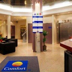 Отель Comfort Hotel Toulouse Sud Франция, Рамонвиль-Сент-Ань - отзывы, цены и фото номеров - забронировать отель Comfort Hotel Toulouse Sud онлайн интерьер отеля фото 2