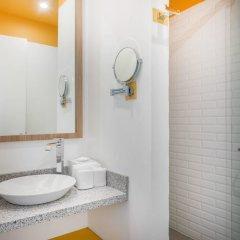 TRYP by Wyndham Mexico City World Trade Center Area Hotel ванная фото 2