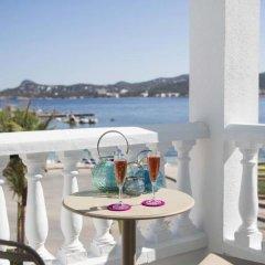 OK Hotel Bay Ibiza балкон