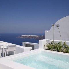 Отель Grace Santorini Греция, Остров Санторини - отзывы, цены и фото номеров - забронировать отель Grace Santorini онлайн бассейн фото 2