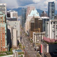 Отель Century Plaza Hotel & Spa Канада, Ванкувер - отзывы, цены и фото номеров - забронировать отель Century Plaza Hotel & Spa онлайн городской автобус