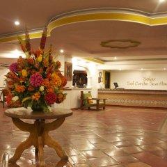 Отель Sol Caribe Sea Flower Колумбия, Сан-Андрес - отзывы, цены и фото номеров - забронировать отель Sol Caribe Sea Flower онлайн интерьер отеля
