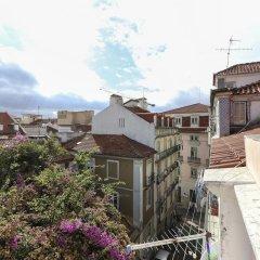 Отель Bairro Alto Views by Homing Португалия, Лиссабон - отзывы, цены и фото номеров - забронировать отель Bairro Alto Views by Homing онлайн балкон