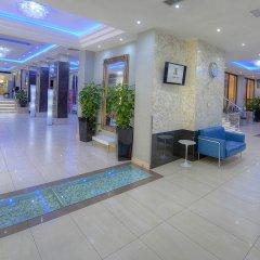 Alexandra Hotel Malta Сан Джулианс интерьер отеля
