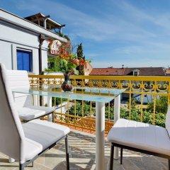 Отель Villa Velzon Guesthouse Черногория, Будва - отзывы, цены и фото номеров - забронировать отель Villa Velzon Guesthouse онлайн балкон