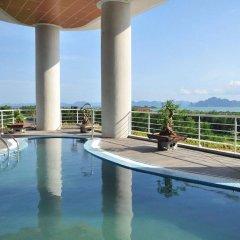 Muong Thanh Grand Ha Long Hotel бассейн фото 3