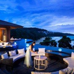 Отель Pullman Phuket Arcadia Naithon Beach гостиничный бар