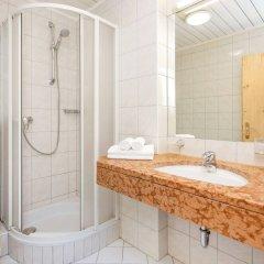 Hotel Gasthof Zum Kirchenwirt Пух-Халлайн ванная фото 2
