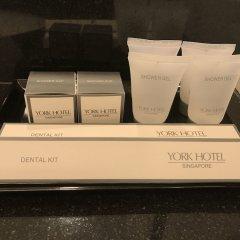 York Hotel ванная фото 2