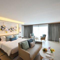 Отель M Pattaya Hotel Таиланд, Паттайя - отзывы, цены и фото номеров - забронировать отель M Pattaya Hotel онлайн комната для гостей фото 4