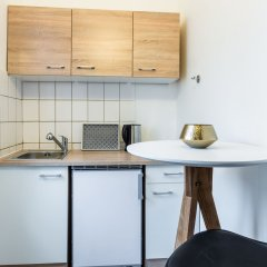 Апартаменты Holiday & Business Apartments 1120 в номере