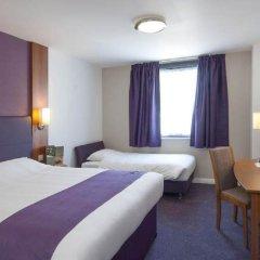 Отель Premier Inn London Euston комната для гостей фото 4
