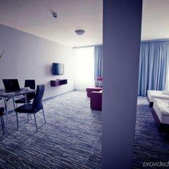 Отель Śląsk Польша, Вроцлав - отзывы, цены и фото номеров - забронировать отель Śląsk онлайн комната для гостей фото 2