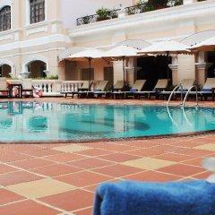 Hotel Saigon Morin бассейн фото 2