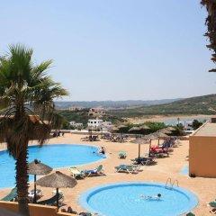 TRH Tirant Playa Beach Hotel бассейн