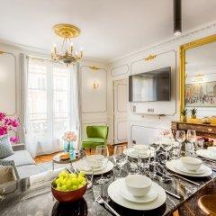 Отель Luxury 2 bedroom 2.5 bathroom Louvre Франция, Париж - отзывы, цены и фото номеров - забронировать отель Luxury 2 bedroom 2.5 bathroom Louvre онлайн фото 23