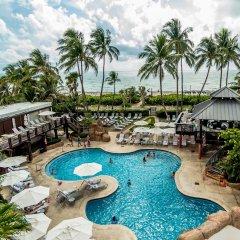 Отель The Alexander Miami Beach бассейн