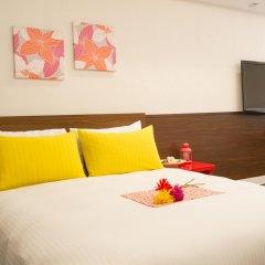 ECFA Hotel Ximen комната для гостей фото 4