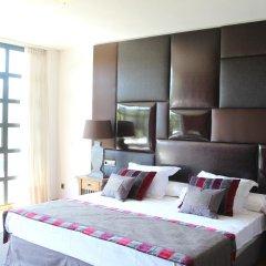 Отель Conjunto Hotelero La Pasera Кангас-де-Онис комната для гостей фото 4