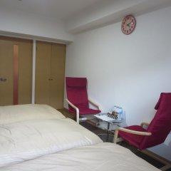 Отель Comfort CUBE PHOENIX S KITATENJIN Порт Хаката комната для гостей