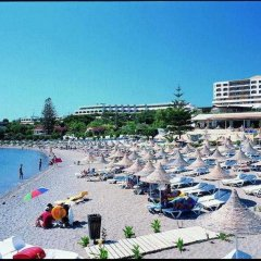 Отель Aldemar Amilia Mare - All Inclusive пляж