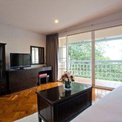 Отель Chomview Residence комната для гостей фото 5