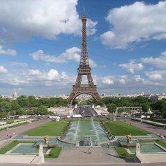 Отель Mercure Paris Boulogne Булонь-Бийанкур балкон