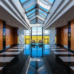 Отель Dorint Main Taunus Zentrum Frankfurt/Sulzbach спортивное сооружение