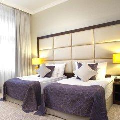 Hotel KING DAVID Prague 5* Номер Делюкс с 2 отдельными кроватями