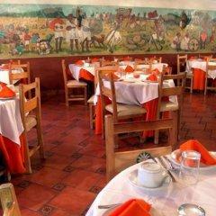 Отель Plaza Mexicana Margaritas Мексика, Креэль - отзывы, цены и фото номеров - забронировать отель Plaza Mexicana Margaritas онлайн питание фото 2