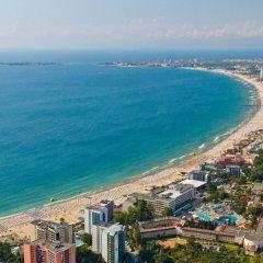 Hotel Palma пляж