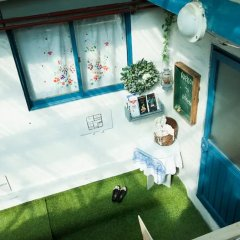 Отель Janice's Traditional Seoul House Сеул бассейн