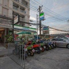 Отель Golden House Бангкок парковка